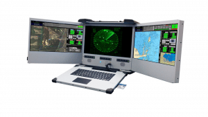 C4ISR Portable computer or workstation for command and control systems