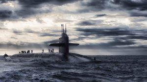 Submarine computer