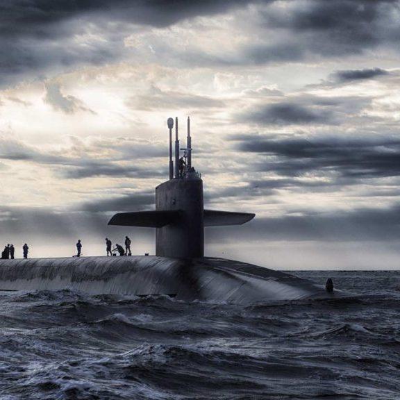 Training computer for submarine use