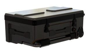 Carbon fiber lightweight transit case
